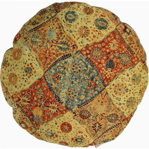 Round Decorative Persian Accent Pillow - 9110837
