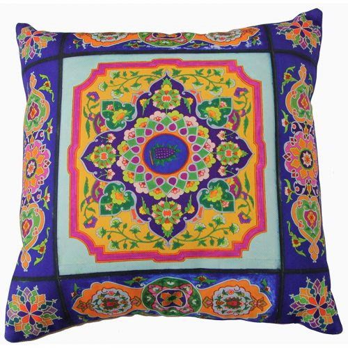 Decorative Persian Accent Pillow - 9110738