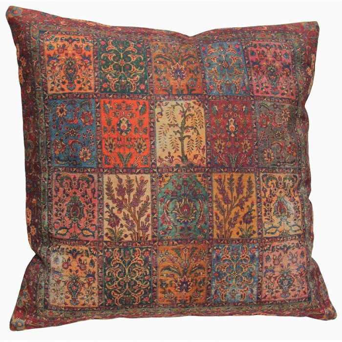 Decorative Persian Accent Pillow - 9110743