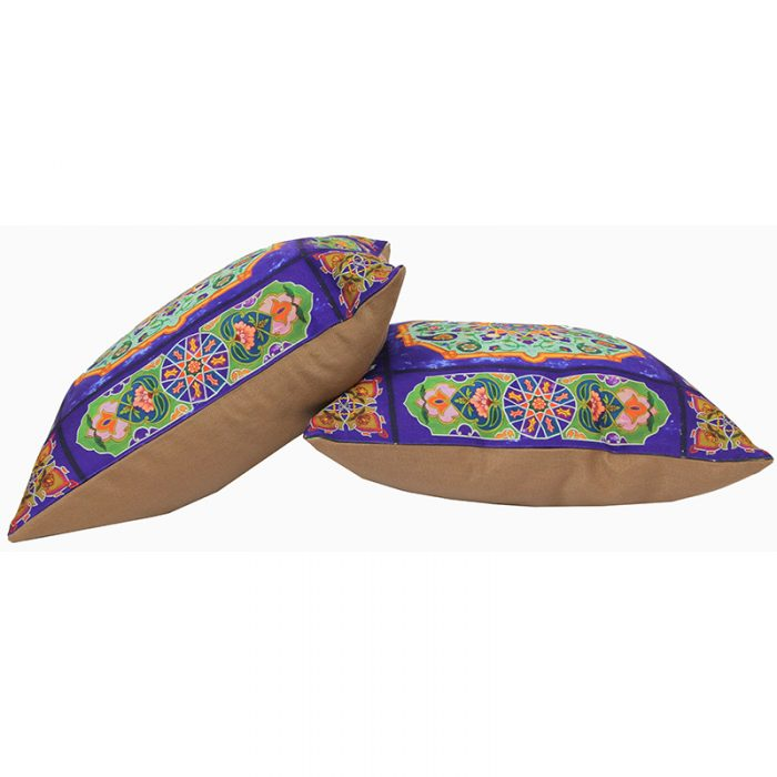 Decorative Persian Accent Pillow - 9110741