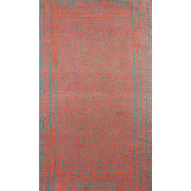 Old Persian Kilim Area Rug 5.5x9.4 - A110737