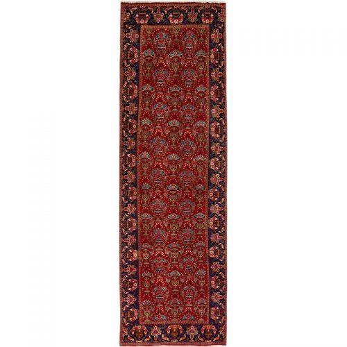 """3'10"""" x 13'0"""" Old Persian Tabriz Rug - 110761"""