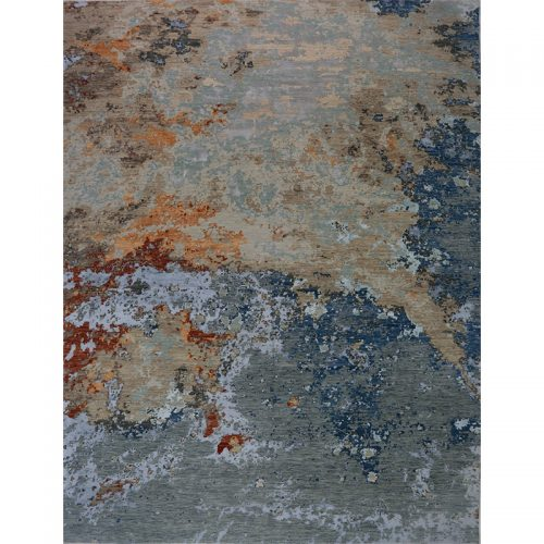 A500982 - Modern Abstract Area Rug 13.0x16.10