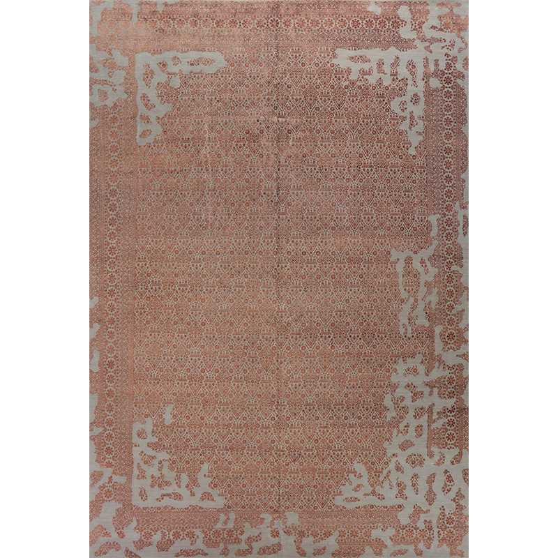 A501007 - Transitional Style Area Rug 13.10x20.4Style Area Rug 13.10x20.4 - A501007