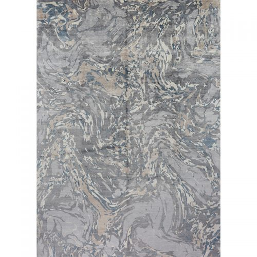 Modern Abstract Area Rug 10.1x14.1 - A501001