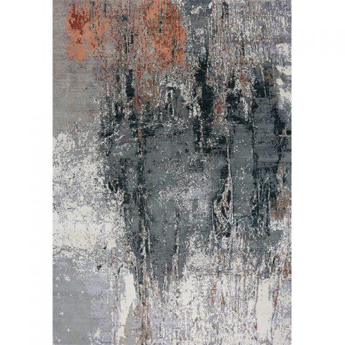Modern Abstract Area Rug 10.0x14.4 - A501122