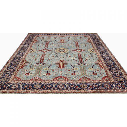Persian Heriz Style Area Rug