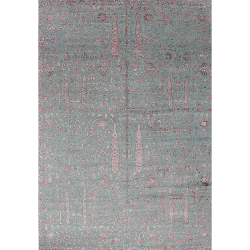"""10'0"""" x 14'3"""" Transitional Area Rug - 501017"""