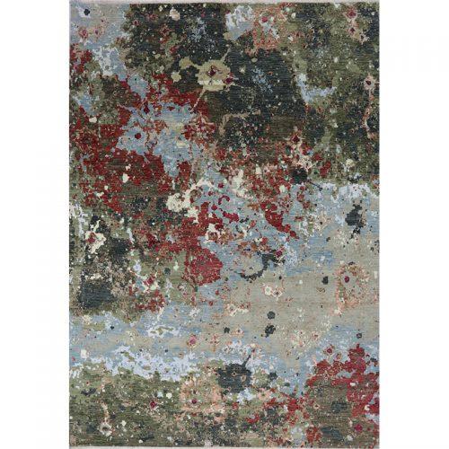 """10'1"""" x 14'1"""" Modern Abstract Rug - 501076"""