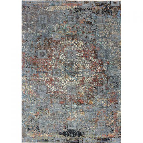 """10'1""""x14'0"""" Modern Abstract Rug - 501154"""