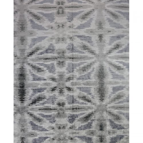 A500961 - Modern Abstract Area Rug 12.3x15.1