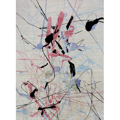 A500981 - 12x15 Modern Apstract Area Rug