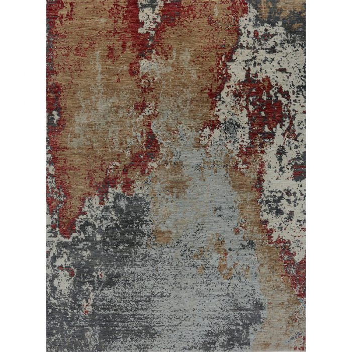 A501082 - 9x12 Modern Abstract Rug