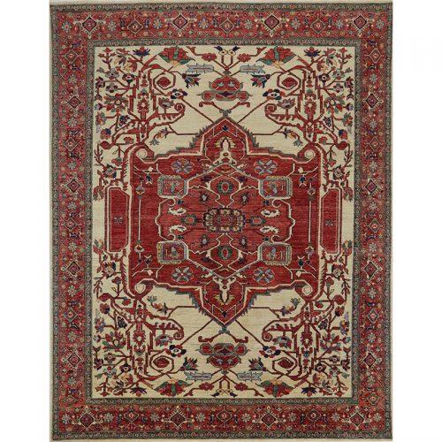 Serapi Style Area Rug 8.10x11.7 - 500903