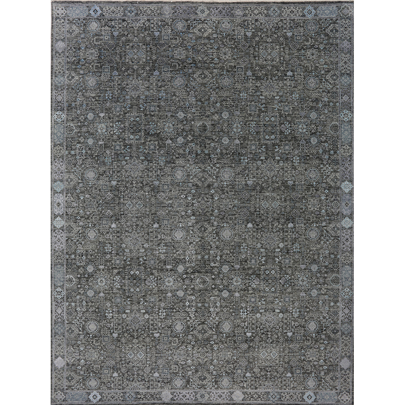 """9'3"""" x 12'4"""" Transitional Area Rug - 501137"""
