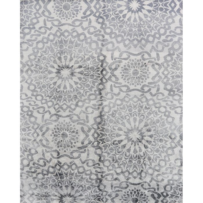 A500967 - Contemporary Geometric Area Rug 8.3x10.2