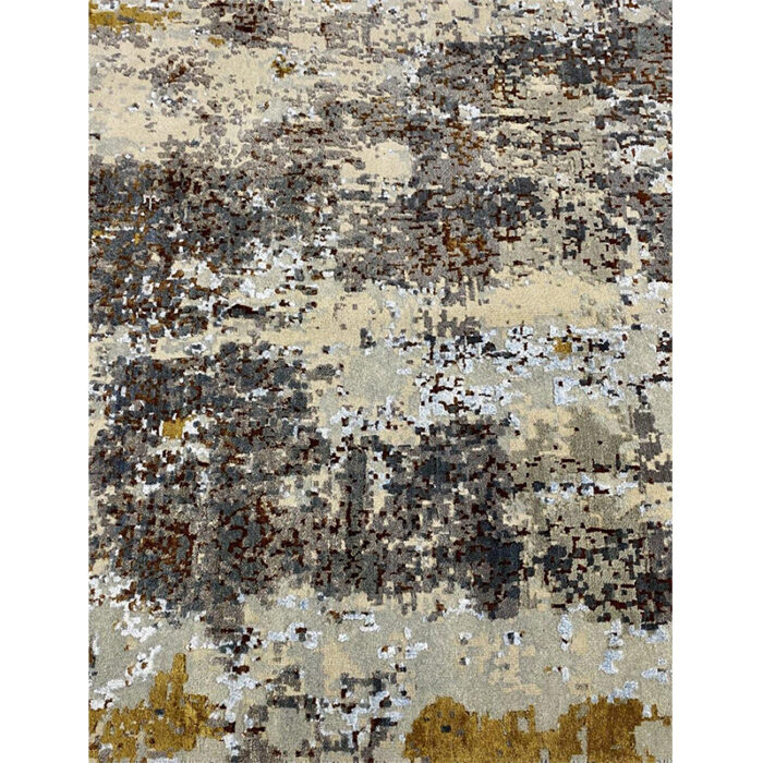 Modern Abstract Area Rug 4.0x6.4 - A501150