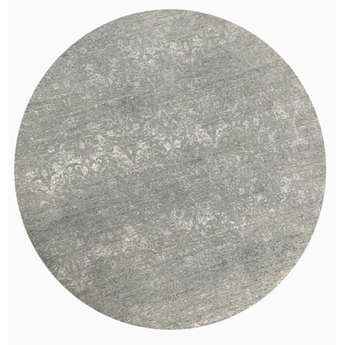 """10'0"""" Round Transitional Style Rug - 500999"""