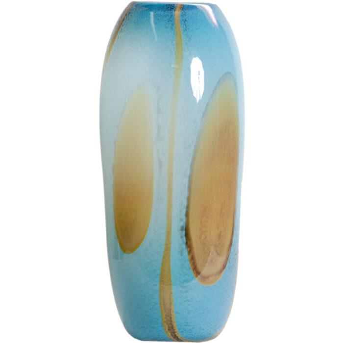 Hand-Blown Glass Vase - RenID 3337