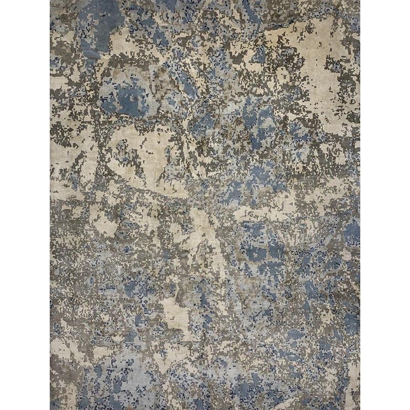 Modern Abstract Area Rug 9.2x12.3 - A501285