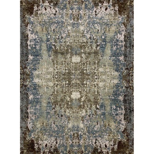 Modern Abstract Area Rug 9.0x12.1 - A501288