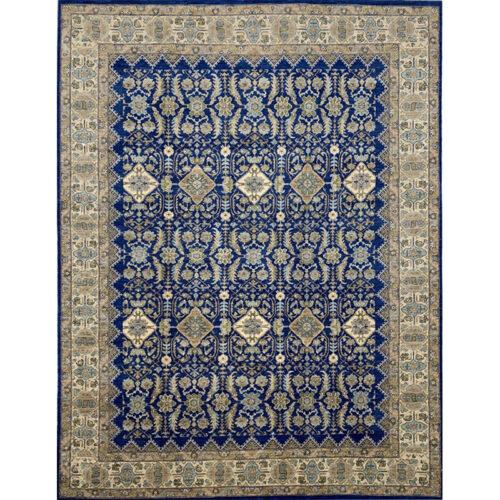Modern Kazak Style Area Rug 9.0x11.7 - A501259