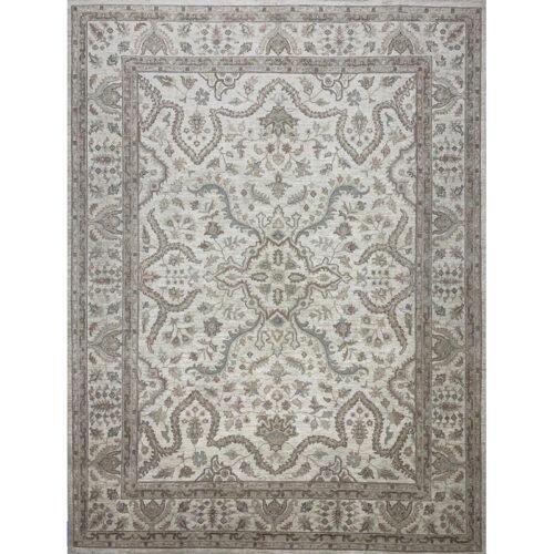 Oushak Style Area Rug 9.2x12 - A110997