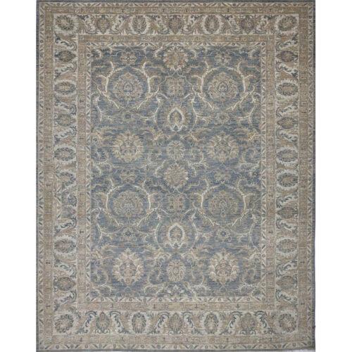 Oushak Style Area Rug 9.5x11.10 - A501296