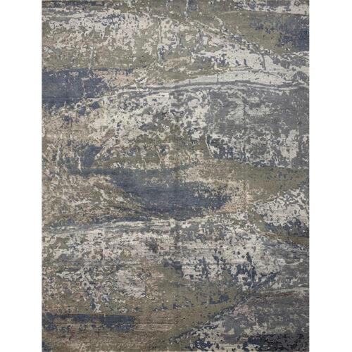 """9'3"""" x 12'0"""" Modern Abstract Rug - 501297"""