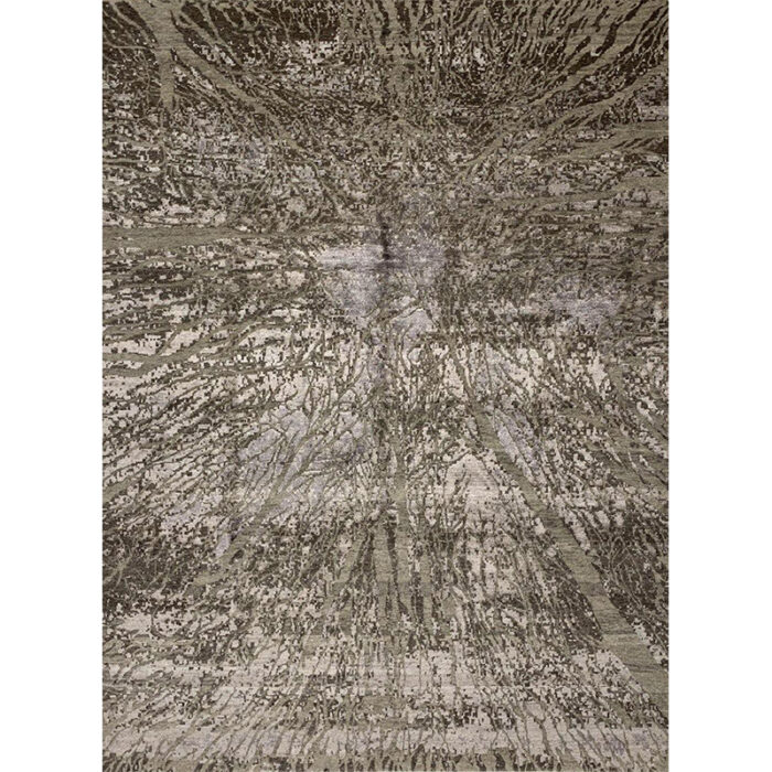 Modern Abstract Style Area Rug 8.10x11.8 - A501294