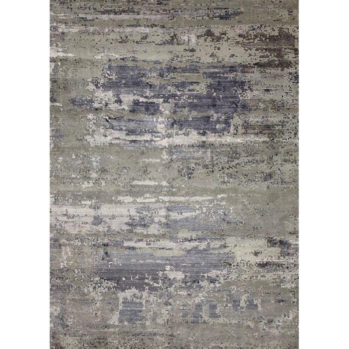 Modern Abstract Area Rug 10.1x13.10 - A501257