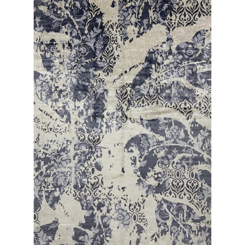 Modern Abstract Area Rug 10.1x14.0 - A501286