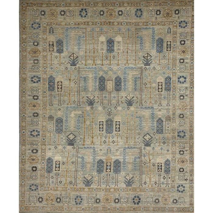 Bijar Style Area Rug 8.3x9.10 - A501273