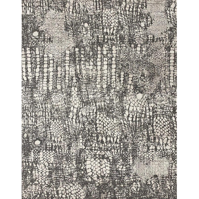Modern Abstract Area Rug 8.1x10.2 - A501309