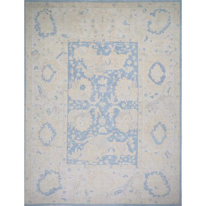 Oushak Style Area Rug 14.9x19.3 - A501275