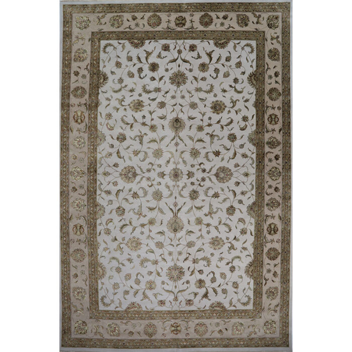 Tabriz Style Area Rug 12.2x18.5 - C501287