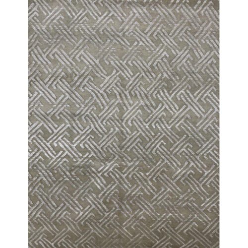 Modern Abstract Area Rug 8.3x10.3 - A501301