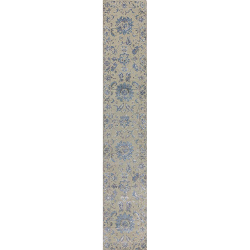 Transitional Style Area Rug 2.6x14.1 - A501381