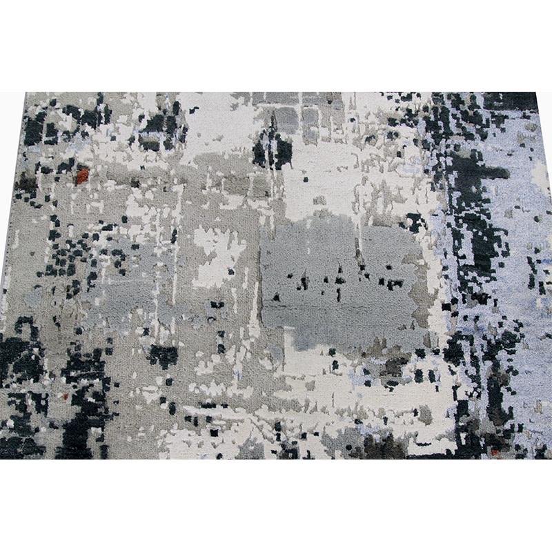 Modern Abstract Area Rug 2.6x10.2 - B500731