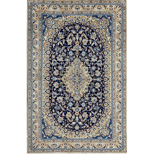 """3'10"""" x 6'0"""" Old Persian Naein Rug - 110437"""
