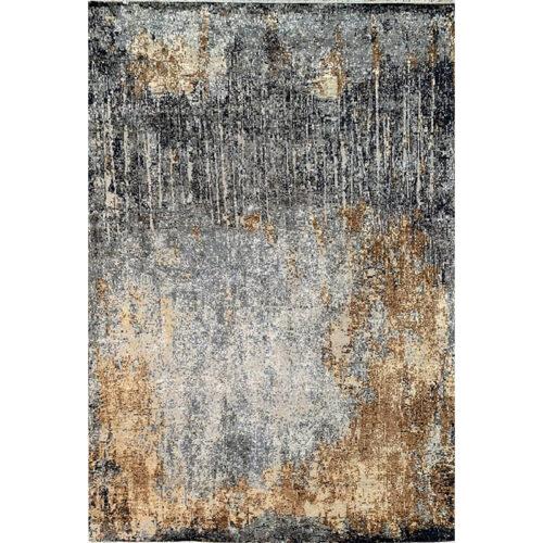 """10'0"""" x 14'2"""" Modern Abstract Rug - 501493"""
