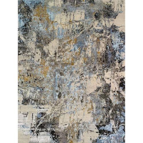 12x16 Modern Abstract Area Rug - 501494
