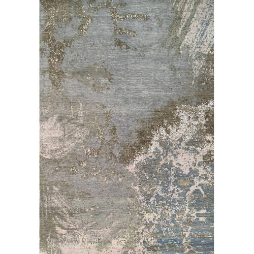 10x14 Modern Abstract Area Rug - 501496