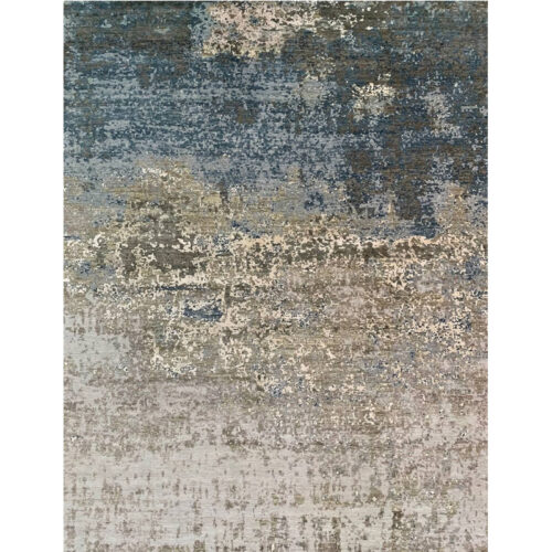 12x15 Modern Abstract Area Rug - 501497