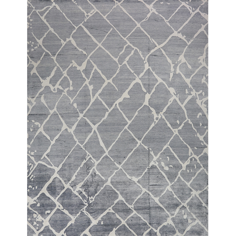 """13'5"""" x 17'10"""" Moroccan Style Rug - 501061"""