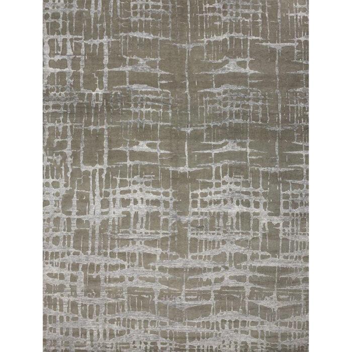 9x12 Modern Abstract Rug - 501310
