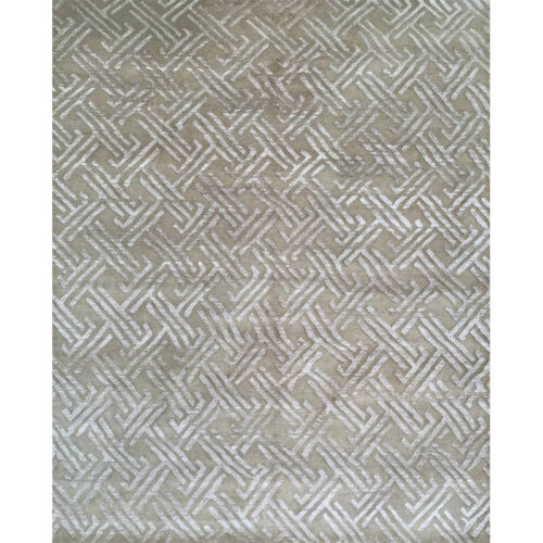 8'3″ x 10'3″ Contemporary Area Rug – 501301