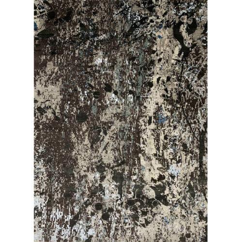 "9'0"" x 12'3"" Modern Abstract Area Rug - 501352"