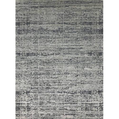 "8'10"" x 12'1"" Modern Abstract Area Rug - 501437"