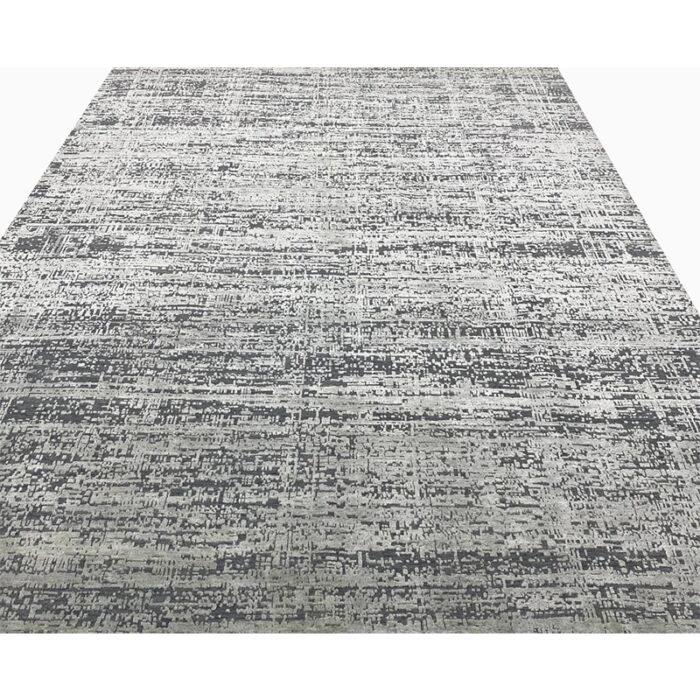 8'10x12'1 Modern Abstract Rug - 501437b